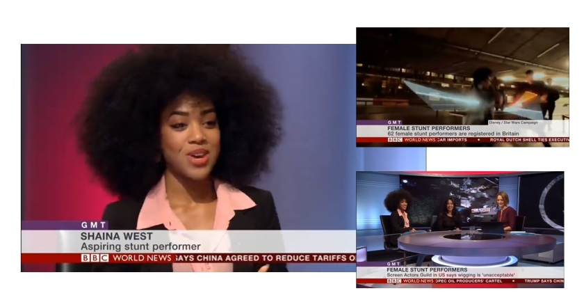 shaina on bbc